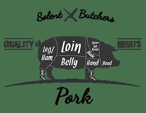 Pork, Bacon & Gammon - Solent Butchers