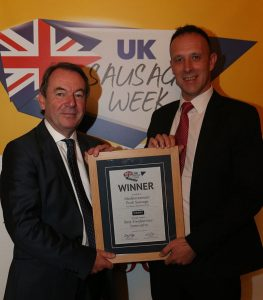 Solent's Sizzling Sausage Snags Award